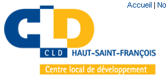 Centre local de développement du Haut-Saint-François